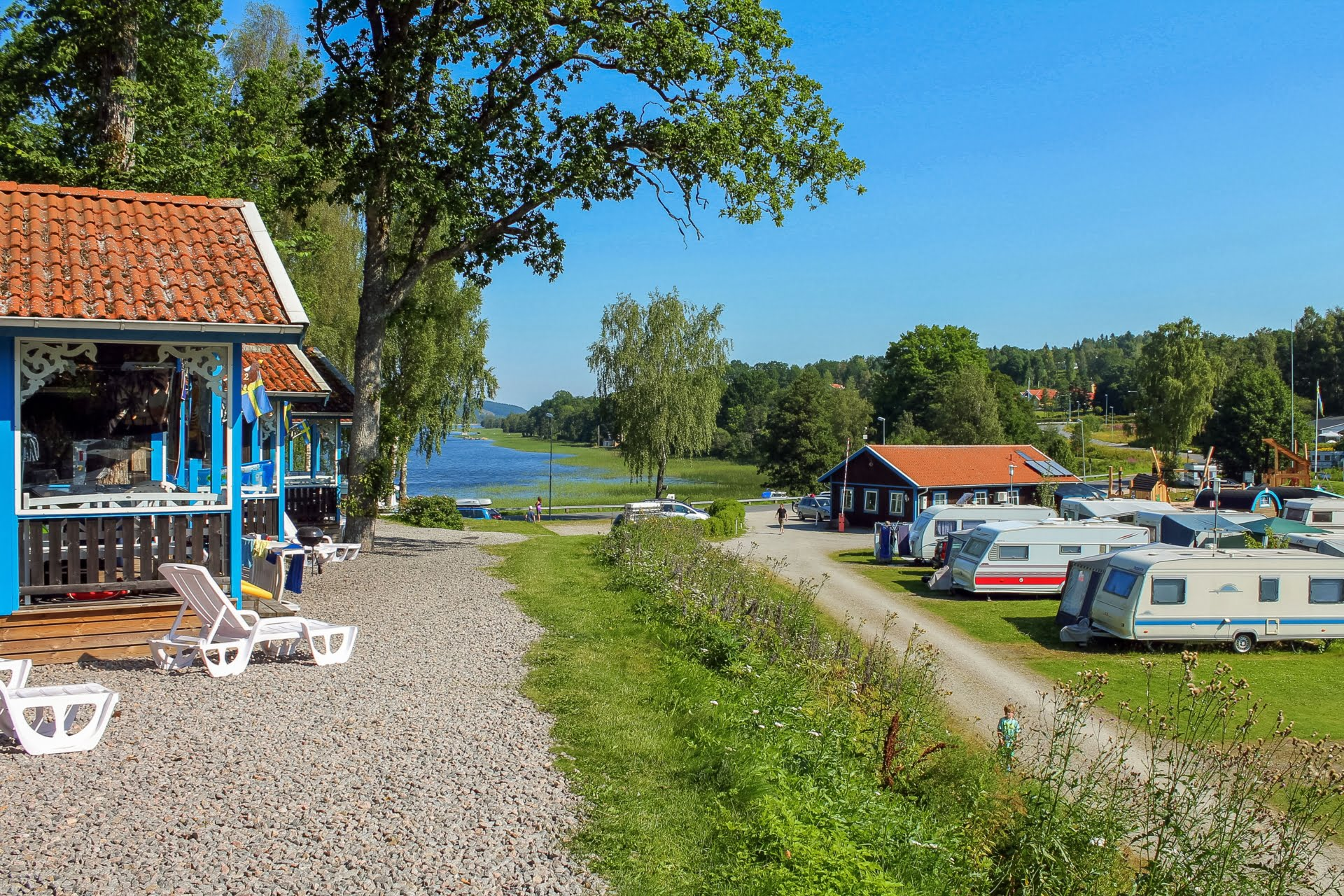 Skotteksgården Camping & Stugby
