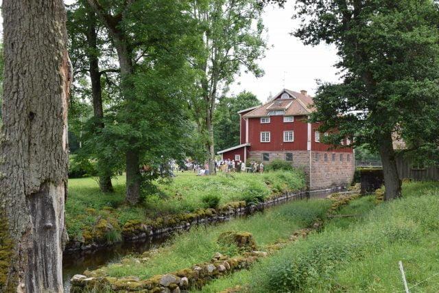 Årås Kvarn & Vandrarhem