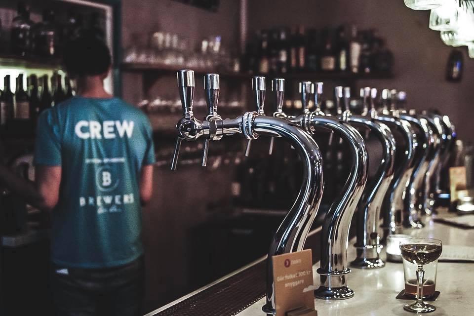 Brewers Beer Bar
