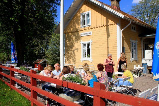 Hajstorp Slusscafé och Vandrarhem