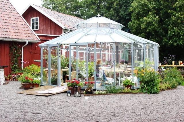 Vilhelmsro Gårdscafé