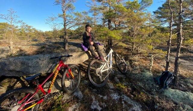 Cykel och Salt
